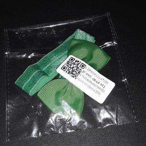 Accessories - Green Apple Headband Bow